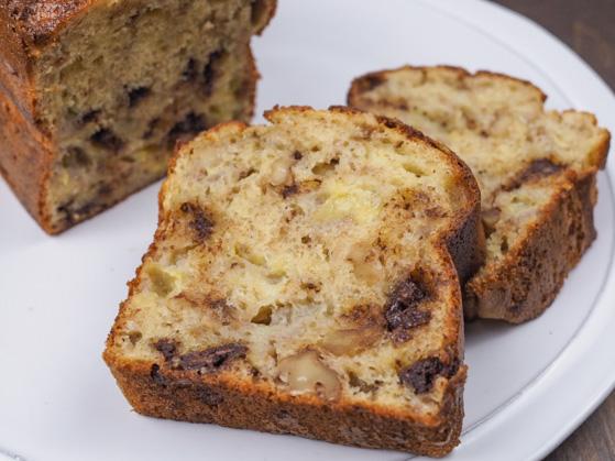 バナナ ケーキ レシピ